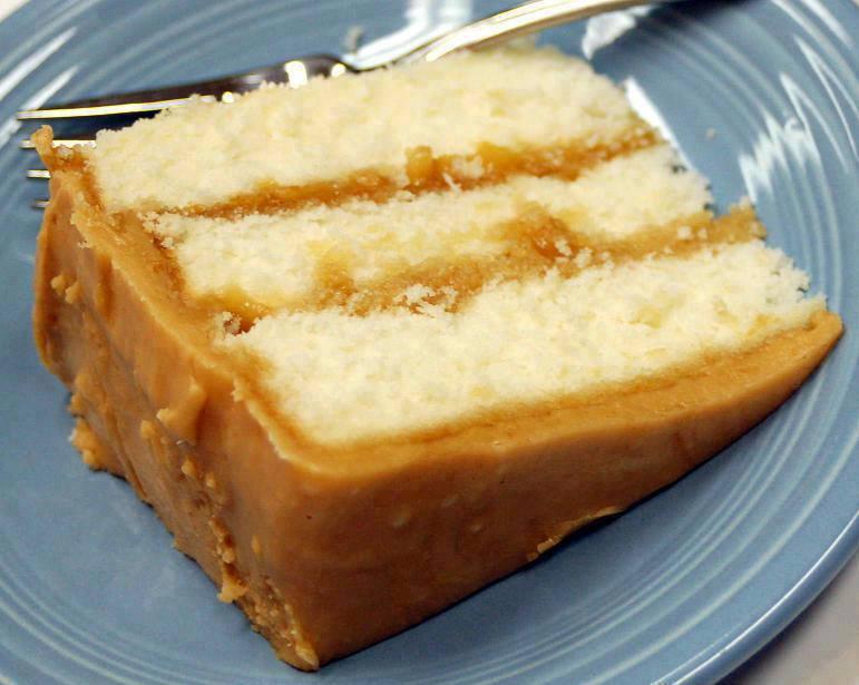 Classic Southern Caramel Cake